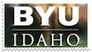 BYU-Idaho Stamp