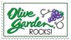 Olive Garden Rocks Stamp by sugarpoultry