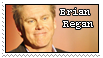 Brian Regan Stamp by sugarpoultry