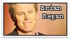 Brian Regan Stamp by sugarpoultry