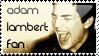 Adam Lambert Fan by sugarpoultry