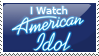 I watch American Idol by sugarpoultry