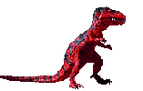 Primal Rage Diablo Animation by sugarpoultry