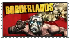 Borderlands Stamp by sugarpoultry