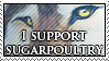 I support sugarpoultry by sugarpoultry