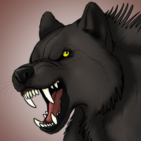 Were-wolf-101 icon by sugarpoultry