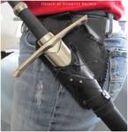 Medieval Sword Holster
