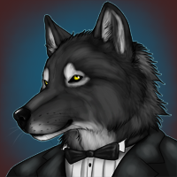 HolyLightningWolf Icon by sugarpoultry