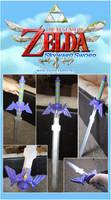 Skyward Sword - Master Sword Prop