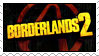 Borderlands 2 Stamp