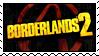 Borderlands 2 Stamp