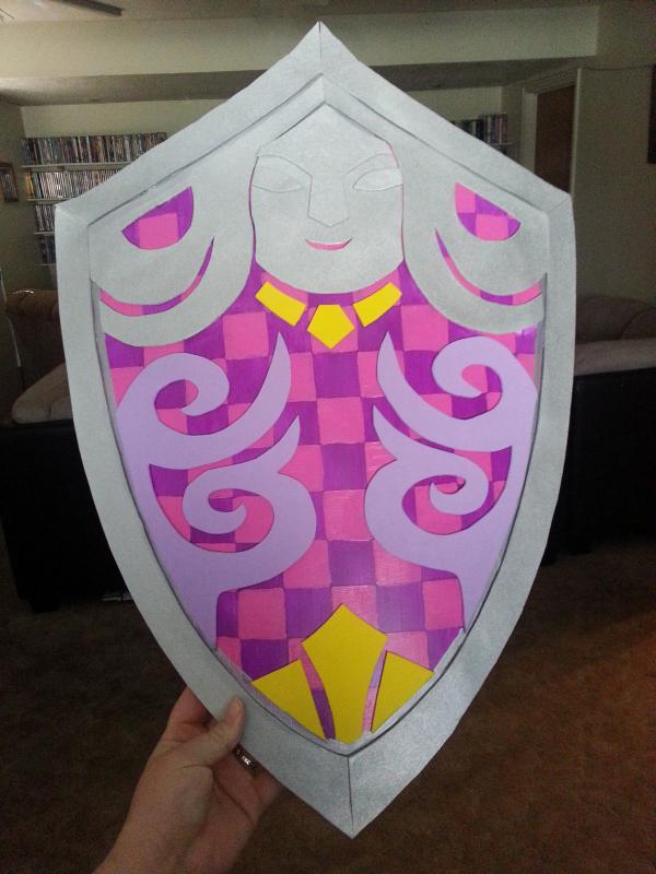 Skyward Sword - Goddess Shield