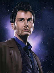 The Doctor by sugarpoultry