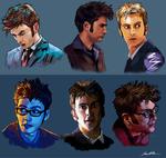 Faces of Ten II