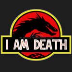 Smaug T-shirt Design - I Am Death