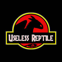 Useless Reptile - T-shirt Design