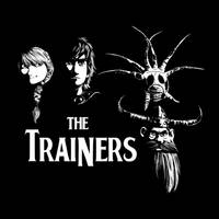 Beatles How To Train Your Dragon 2 Crossover Tee