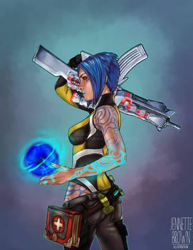 Maya the Siren