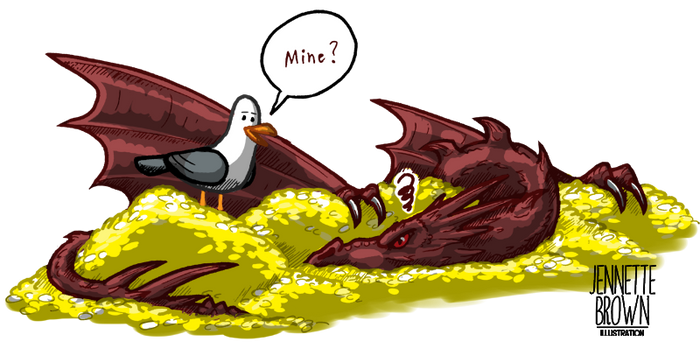 Smaug's Gold: Mine?