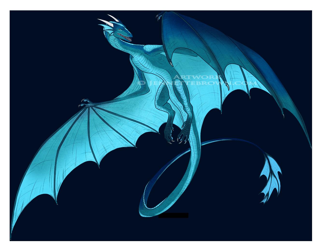 Wyvern Dragon: SomemuttupNorth Wyvern Commission By Sugarpoultry On