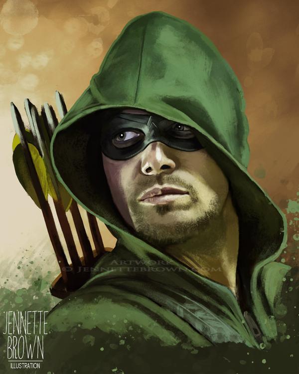 Arrow by sugarpoultry