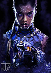 Shuri by sugarpoultry