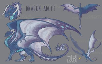 Dragon Character Sheet Adoption (On sale!)