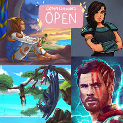 Commissions Open!