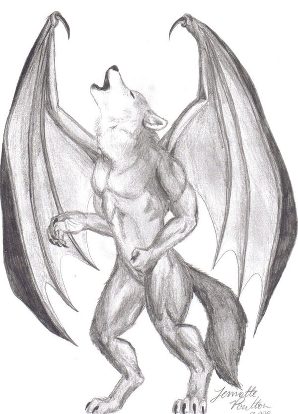 Wolf Coloring Pages Dragon Art