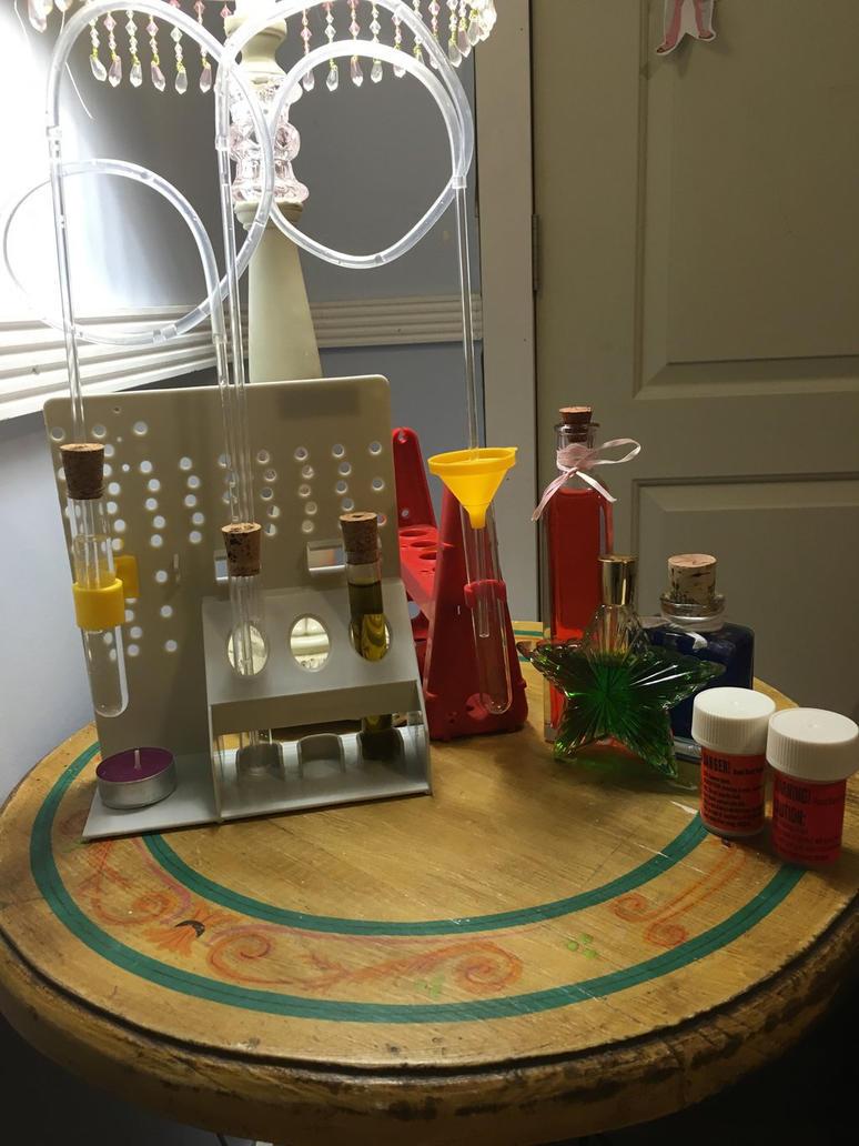 Tiny Chem Lab by Spaceosity