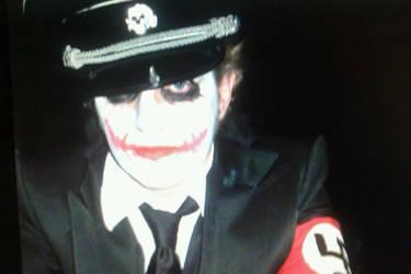 Nazi Joker: by seth-silhouette