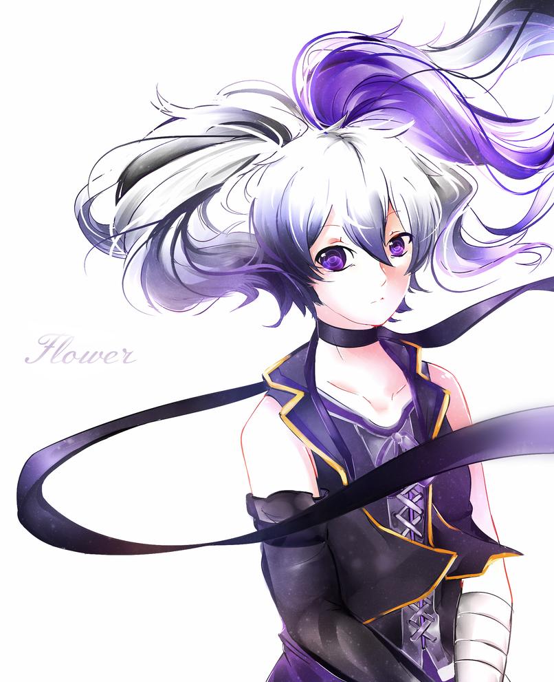 MMD] flower V3 by saberZakura on DeviantArt