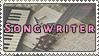Songwriter Stamp by schmetterlingmx