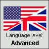 English language level by schmetterlingmx