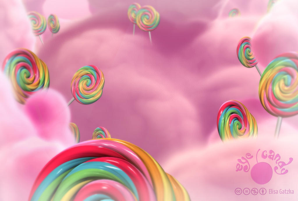 Cottoncandy-Land, detail 02 by Dooolittle on DeviantArt