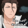 Aizen is not amused - icon by subzer092