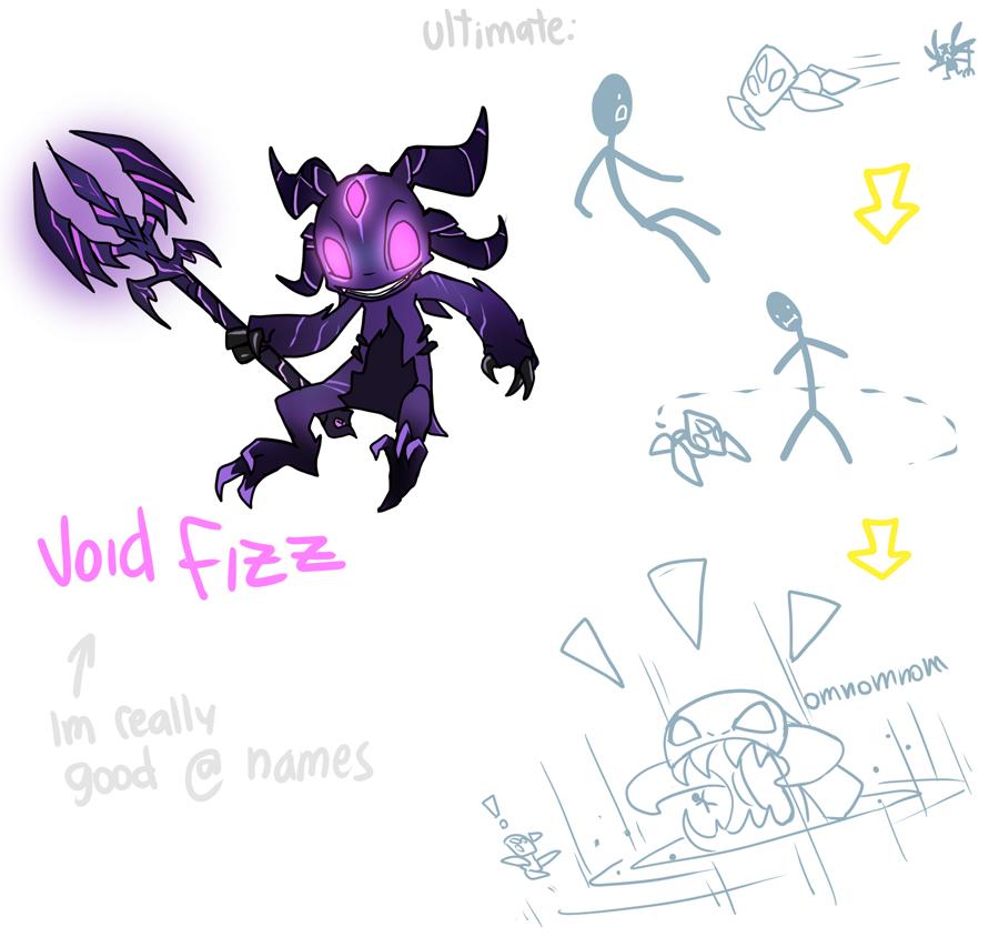 Void Fizz - Skin idea by Artsed
