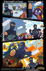 Shen's taunt secret by BlazeMalefica