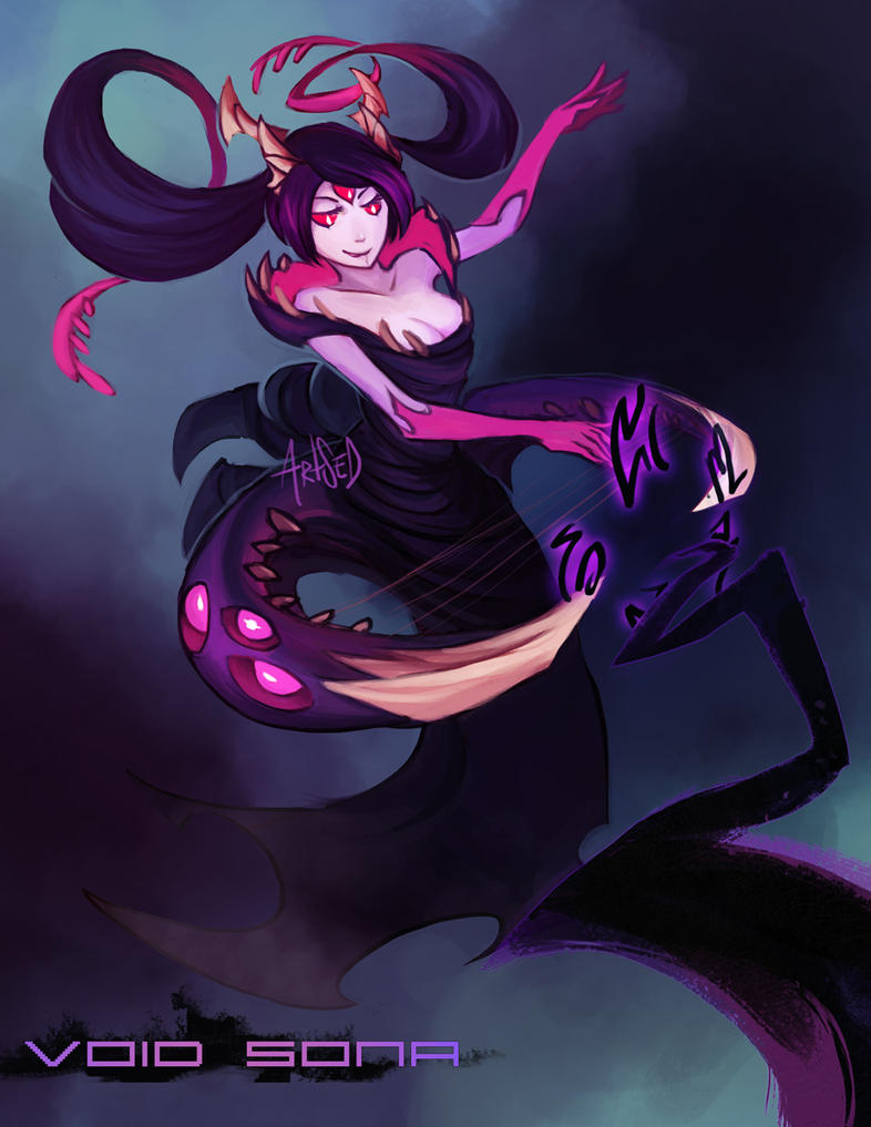 Void Sona by Artsed