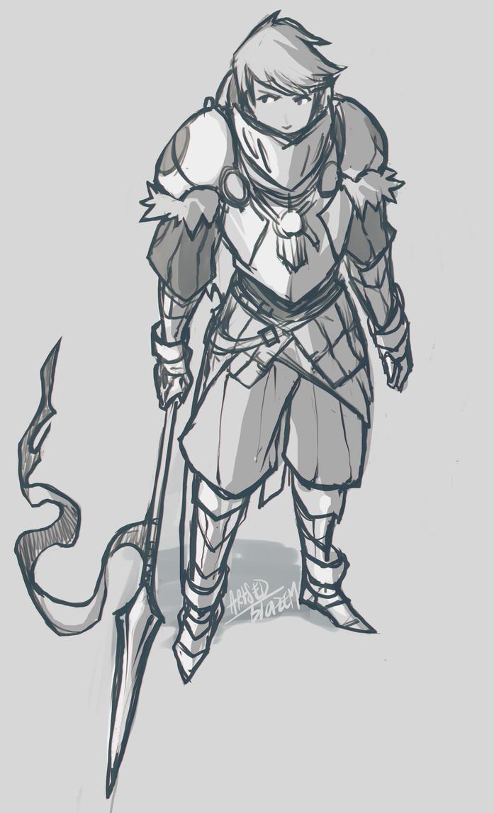 Dragonrider by Artsed
