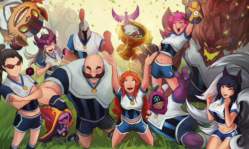 Dream Team LAS by Artsed