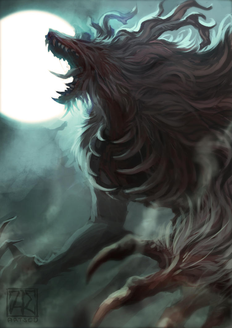 beast wolf wallpaper art - photo #45