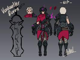 Voidwalker Riven Update n2 by BlazeMalefica