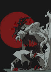 Cleric Beast by BlazeMalefica