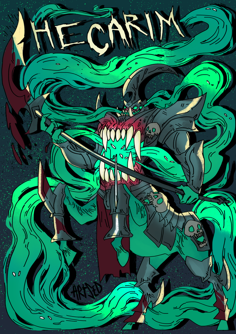 Shadow of War by Artsed