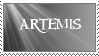Artemis Stamp by iSquirrely