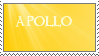 Apollo Stamp by iSquirrely