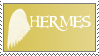 Hermes Stamp by iSquirrely