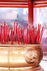 Incense III by pangerankucing