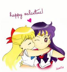 happy valentine! by pangerankucing